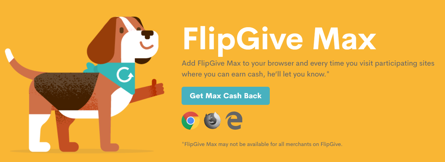 Flipgive max