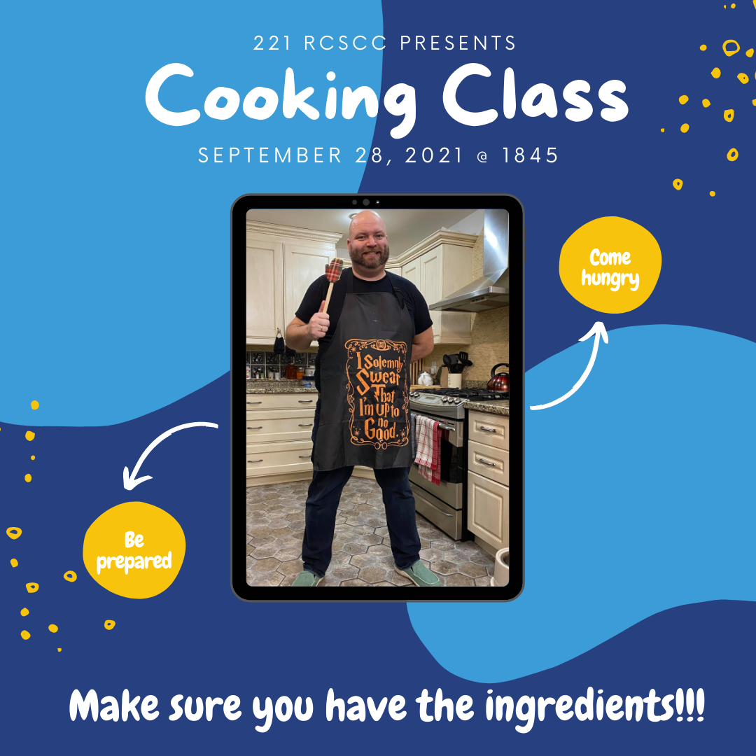 Patriot Cooking Class